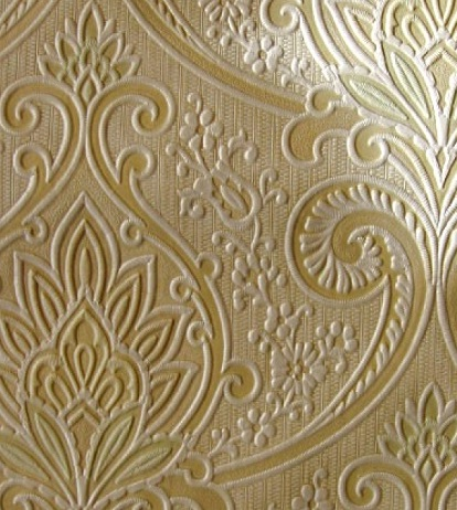 Embossed Wallpaper
