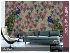 Krsna Mehta Designed Wallpaper Supplier Delhi Gurgaon
