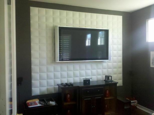 3D Wall Panels Cubes
