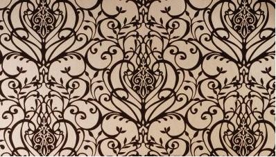 Flocks/Velvet Wallpaper