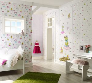 Children Paradise Wallpaper for Walls