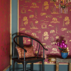 Sabyasachi Nilaya Wallpaper Importers in India