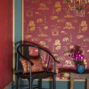 Nilaya Asian Paint Wallpaper Showroom DLF Phase 2 Gurgaon